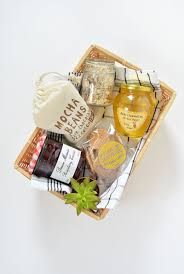 Breakfast Gift Baskets Diy Breakfast In A Box Gift Idea Gift Box And Craft