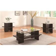 3 piece coffee table set coaster occasional table sets 3 piece contemporary round coffee