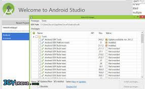 list of android versions get introduced with android studio icyarena