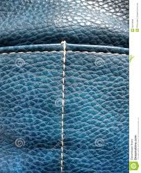 teal blue leather sofa close up texture of vintage leather sofa royalty free stock photos