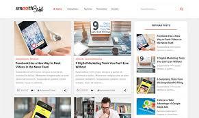 template blogspot responsive gratis dan seo friendly untuk blog