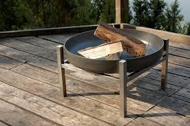 Steel Firepit Steel Crate Pit By Arpe Studio Uk Notonthehighstreet