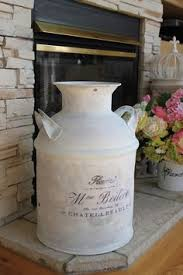 Old Milk Can Decorating Ideas I Would Love To Have One Of These Could Use It At The Front Door