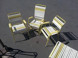Vinyl Straps For Patio Chairs Vintages Metal Vinyl Patio Lawn Chair Lounge