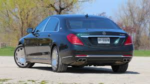 mercedes benz maybach 2017 mercedes maybach s550 review less is more
