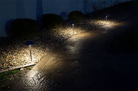 led path lights durable decorative landscape lighting