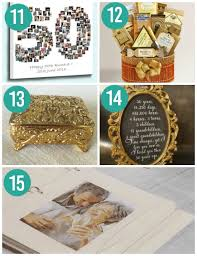 50th anniversary ideas ideas for wedding anniversary gifts by year the dating divas