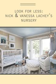 look for less nick u0026 vanessa lachey u0027s nursery neutral nurseries