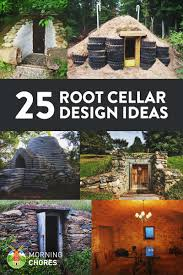 25 diy root cellar plans u0026 ideas to keep your harvest fresh