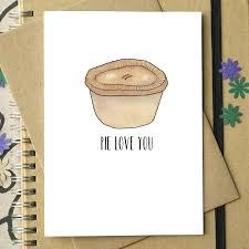 hap pie birthday u0027 funny card by becka griffin illustration
