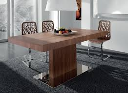 dining glass wood dining table round awesome glass folding