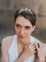 bridal tiaras bridal headbands tiaras by hair comes the hair comes the