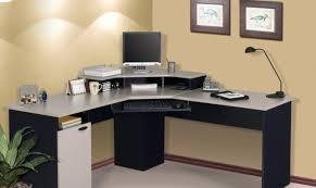 desk stunning cherry wood office furniture gaming l shaped desk