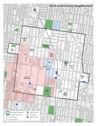 plans u0026 maps u2014 north central choice