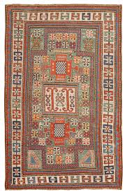 Worn Oriental Rugs Antique Kazak Rug 45191 By Nazmiyal