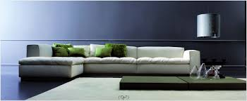 Brown Sofa White Furniture Interior Modern Couches Leather Reclining Sofa Farmhouse Style