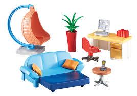 bureau playmobil aménagement pour chambre 6457 playmobil