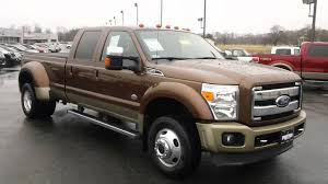 used ford work trucks for sale 2011 ford f450 lariat 4wd used truck for sale in maryland
