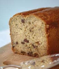 banana chocolate chip pound cake recipe by sarah levy