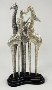 modern giraffe ring holder images 16 best giraffe statues giraffe decor images jpg