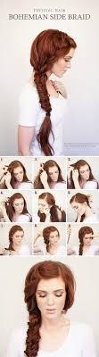 step by step womens hair cuts best 25 diy hairstyles ideas on pinterest easy hair braids