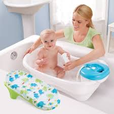 baby shower tub summer infant newborn to toddler bath and shower tub baby bathing