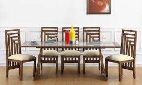 Dining Room Decore Livspace - Dining room table glass