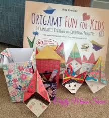 crafty moms share origami fun for kids kit u0026 fun origami paper