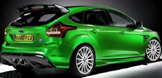 ford focus 2015 rs ford focus rs makes us debut in york hits dealers 2016
