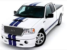 ford saleen truck ford f 150 saleen s331 and roush stage performance feature