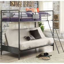 best 25 bunk bed with futon ideas on pinterest loft bed desk
