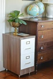 contact paper file cabinet file cabinet flip contact paper diy storage and furniture projects