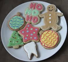 christmas icing cookies christmas lights decoration