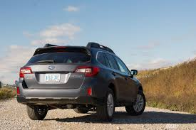2017 Subaru Outback 2 5i Manual Review Doubleclutch Ca
