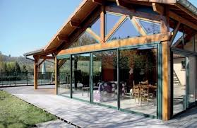 vetrata veranda verande in legno e vetro i prezzi edilnet it