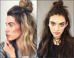24 superb messy half up half down hairstyles u2013 wodip com