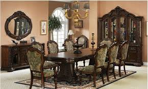 traditional dining room sets attractive traditional style dining room furniture charming