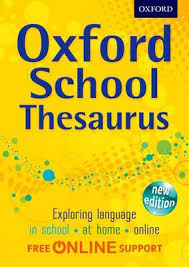 oxford thesaurus by oxford dictionaries waterstones