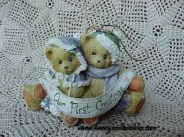 cherished teddies ornaments enesco nancy s antiques