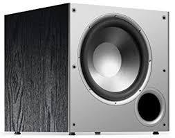 amazon com subwoofers electronics amazon com polk audio psw10 10 inch powered subwoofer single