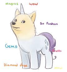 Such Meme - 469213 artist cobaltsnow doge meme ponydoge rarity safe