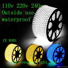 Outdoor Led Rope Lighting 120v Furniture Outdoor Led Rope Lights Volts Home Landscapings