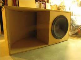 Bass Speaker Cabinet Design Plans Building A Bass Scoop Bin Youtube
