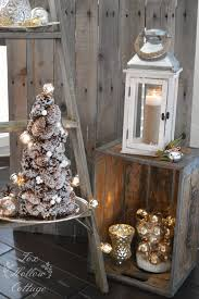 rustic christmas decorations christmas home decorating ideas with homegoods fox hollow cottage