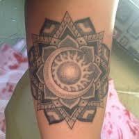 sun and moon tattoos tattooimages biz