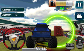 monster truck video game 4x4 monster truck simulator android apps on google play