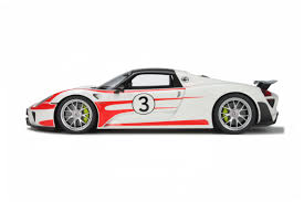 porsche 918 engine modelcar porsche 918 spyder weissach package limited to 500 pcs gt