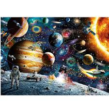 2017 sale gift 1000 pieces jigsaw puzzles for