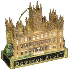 Downton Abbey Home Decor Amazon Com Downton Abbey Castle Ornament 3 5 Inch Home U0026 Kitchen