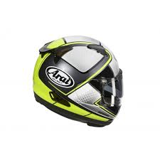 arai motocross helmet arai helmets arai qv pro box yellow helmets from custom lids uk